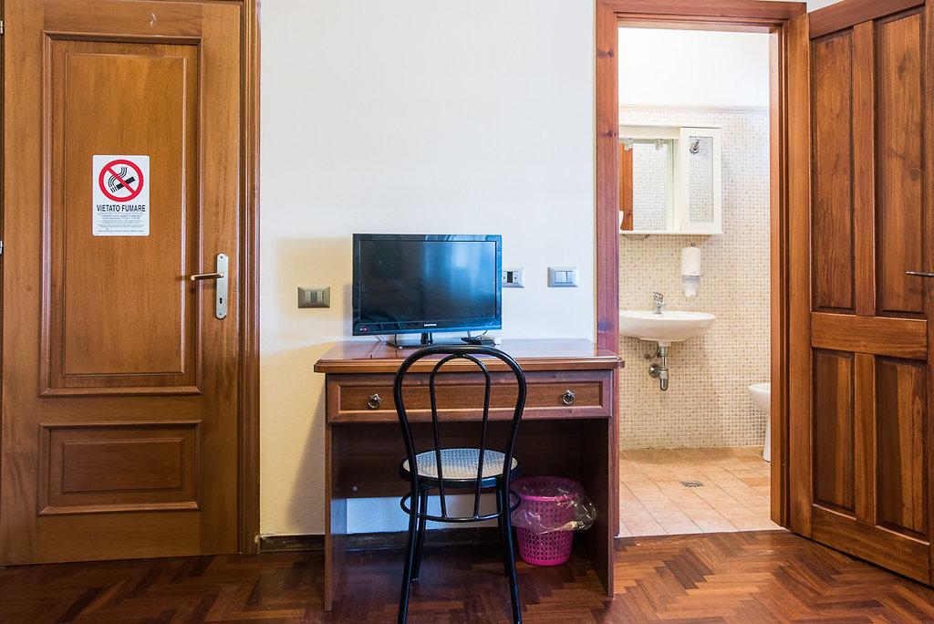 Dettaglio stanze Hotel Tanit Carbonia