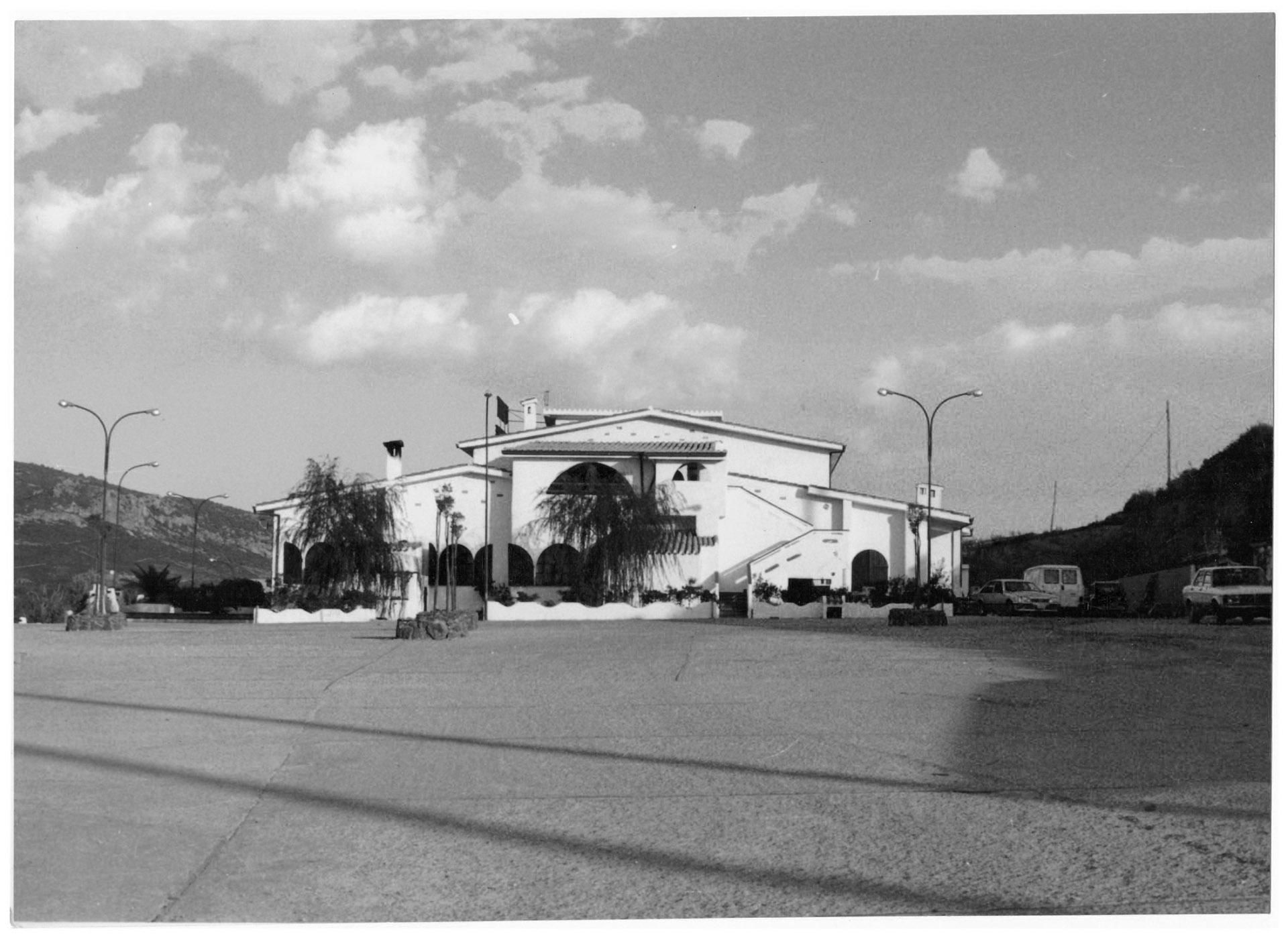 Le origini del Ristorante Tanit a Carbonia - Foto Storica