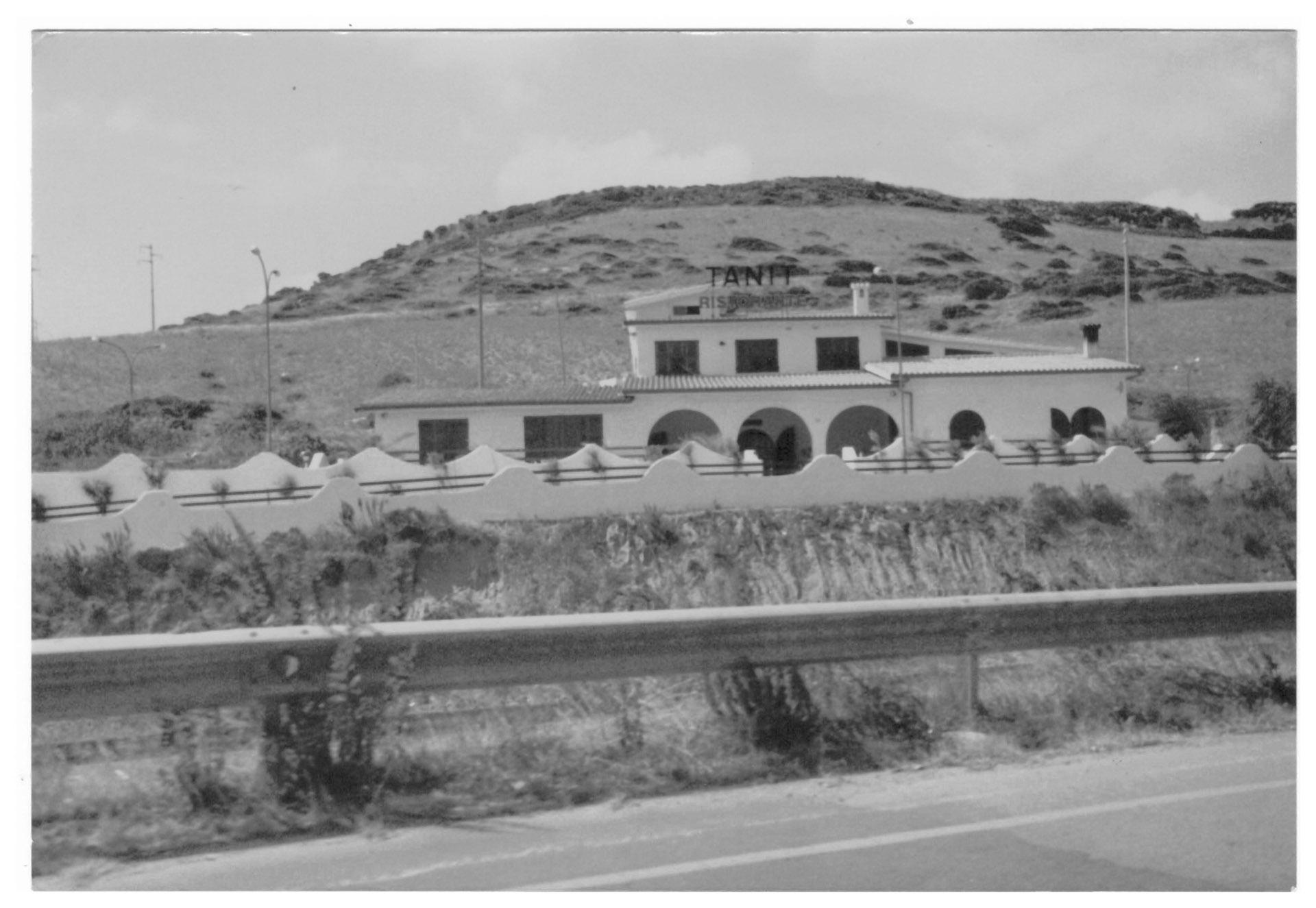 Tanit Ristorante Museo - Foto Storica del Ristorante di Carbonia