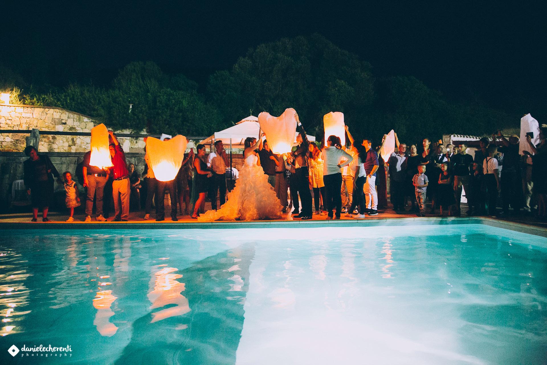 Matrimonio in piscina a Carbonia - Ristorante Tanit - Ristorante a Carbonia dal 1981 - 6