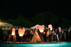 Matrimonio a Carbonia in piscina - Tanit - Ristorante a Carbonia dal 1981