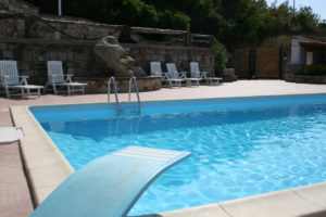 Piscina del Tanit - Hotel Museo e Ristorante a Carbonia dal 1981