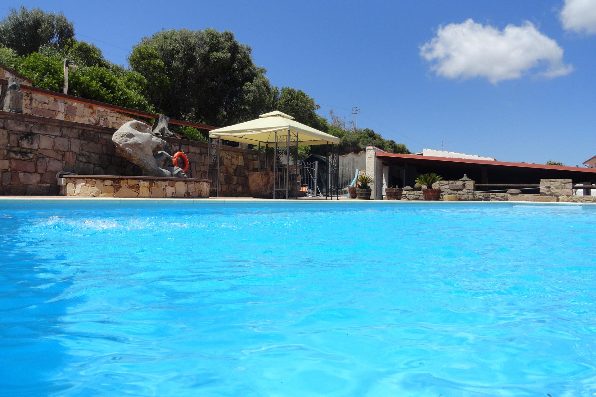 Piscina del Tanit - Hotel Museo e Ristorante a Carbonia dal 1981- 4
